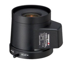 MegaPixel Monofocal Lenses MG1616FC-MP Dealer Singapore