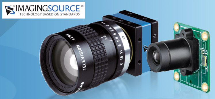 Imaging Source Industrial Cameras in Singapore