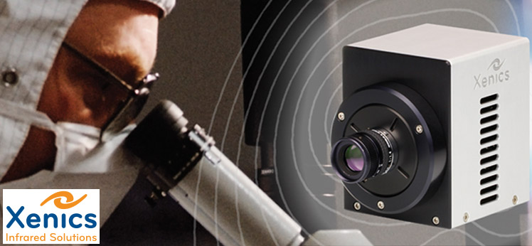 Xenics Infrared Camera dealer in Singapore