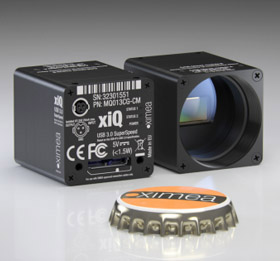 Ximea USB 3.0 Vision Compliant Cameras with CMOS MQ022MG-CM Dealer Singapore